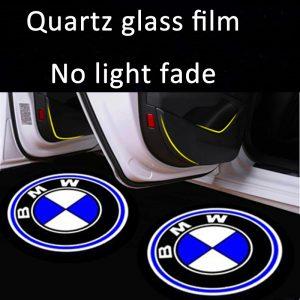 bmw led door projectors
