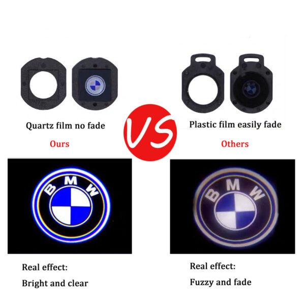 car door lights