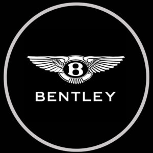 bentley door light
