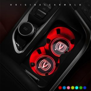 acura cup holder lights