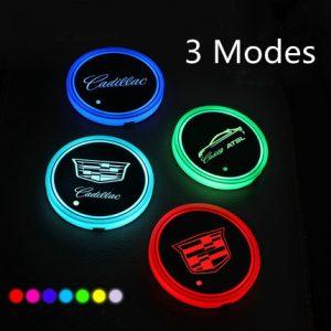 car cup holder lights