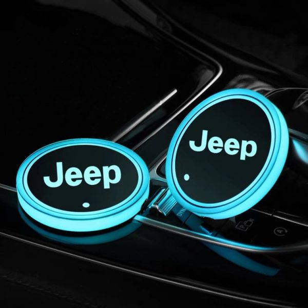 light up cup holders jeep