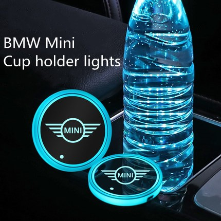 led car cup holders