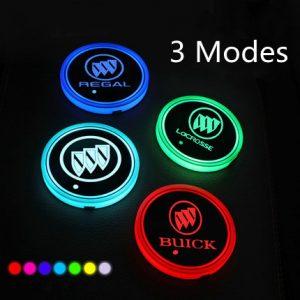 light up car coasters